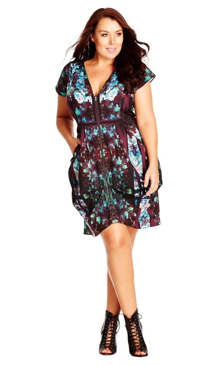 160 best Plus Size Dresses images on Pinterest