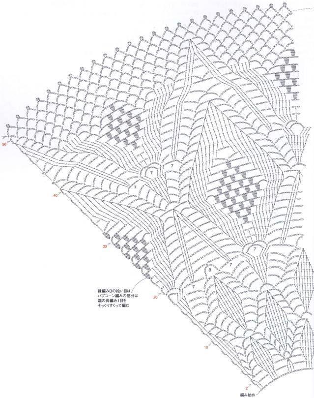 Best 31 Ponchos, Bufandas y Boleros. ideas on Pinterest | Crochet ...