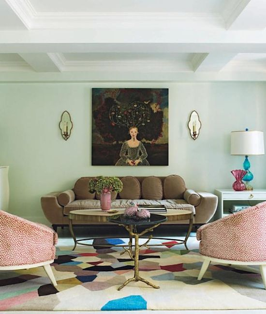 living room (from How To Decorate by Shannon Fricke)