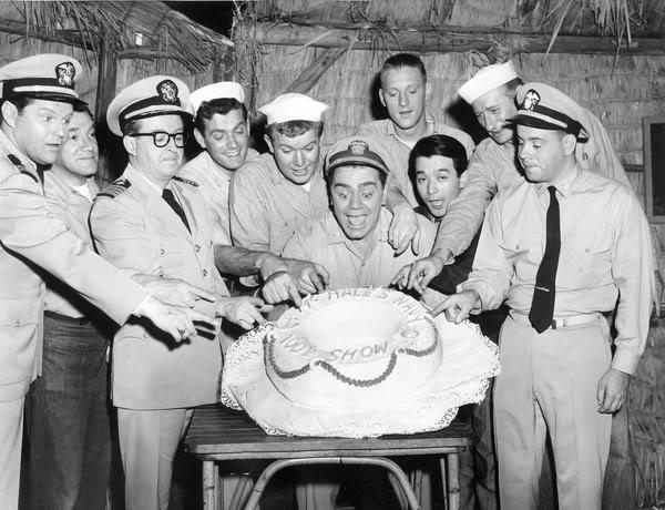 TV show - McHale's Navy