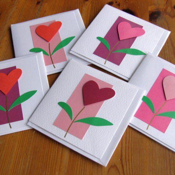 Heart Cards, Flower, Love - Pack of 5https://www.etsy.com/listing/19927959/heart-cards-flower-love-pack-of-5?ref=teams_post