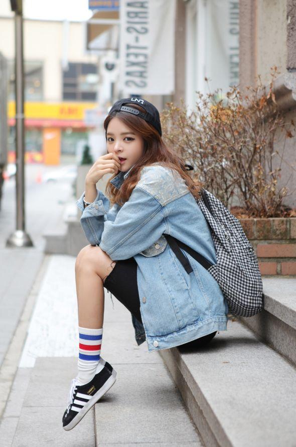 korean fashion. #style#kfashion