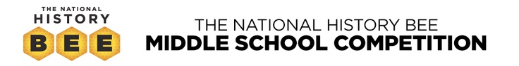 The National History Bee | The official website of the National Middle School History Bee.