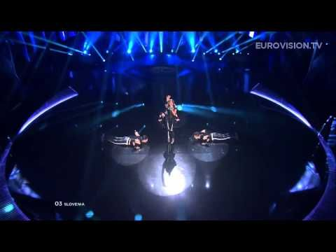 ▶ Hannah - Straight Into Love (Slovenia) - LIVE - 2013 Semi-Final (1) - YouTube