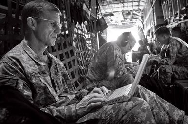 General Stanley McChrystal: The Runaway General by Michael Hastings   Rolling Stone