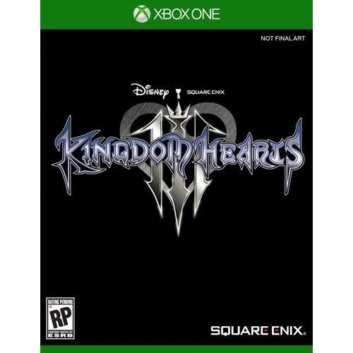 Kingdom Hearts III - Xbox One - Larger Front