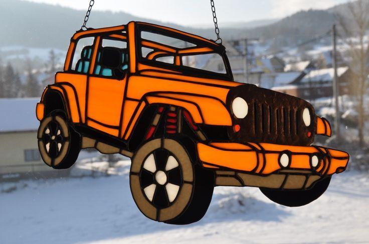 Jeep Wrangler by Glassmaniac.deviantart.com on @deviantART