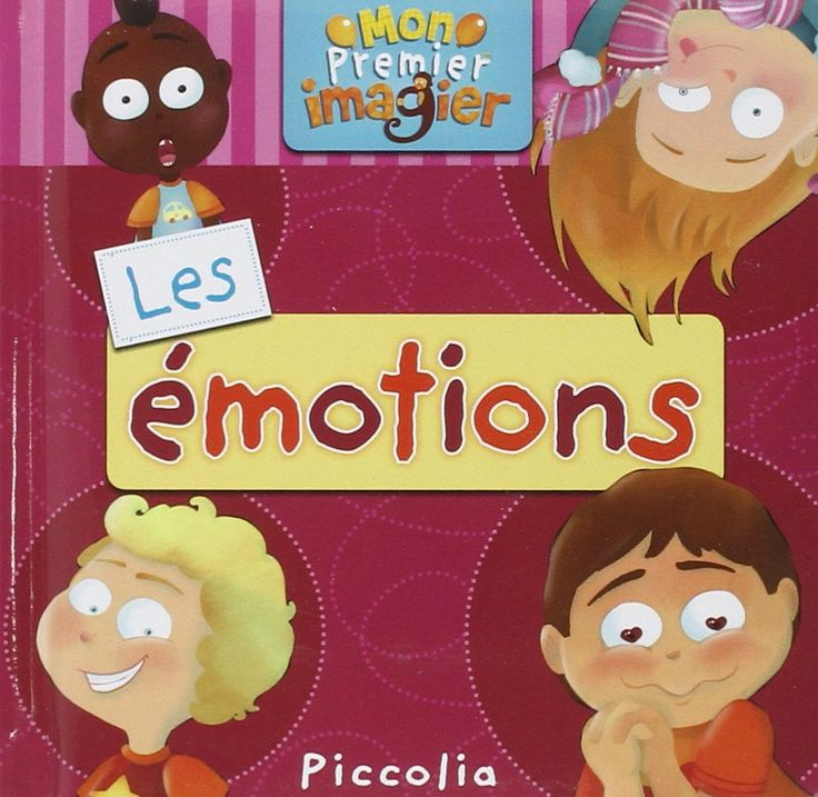 Amazon.fr - Mon premier imagier/les émotions - Mika - Livres