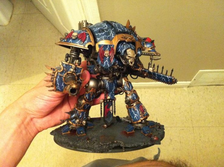 Night Lords - Chaos Imperial Knight | Warhammer - Chaos ...