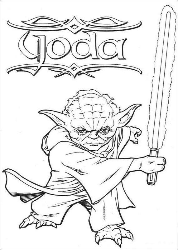 Yoda le plus grand de tous les maitres