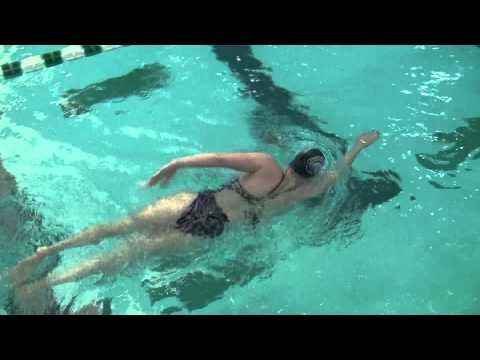 Potomac Marlins Freestyle Stroke Technique Video - YouTube