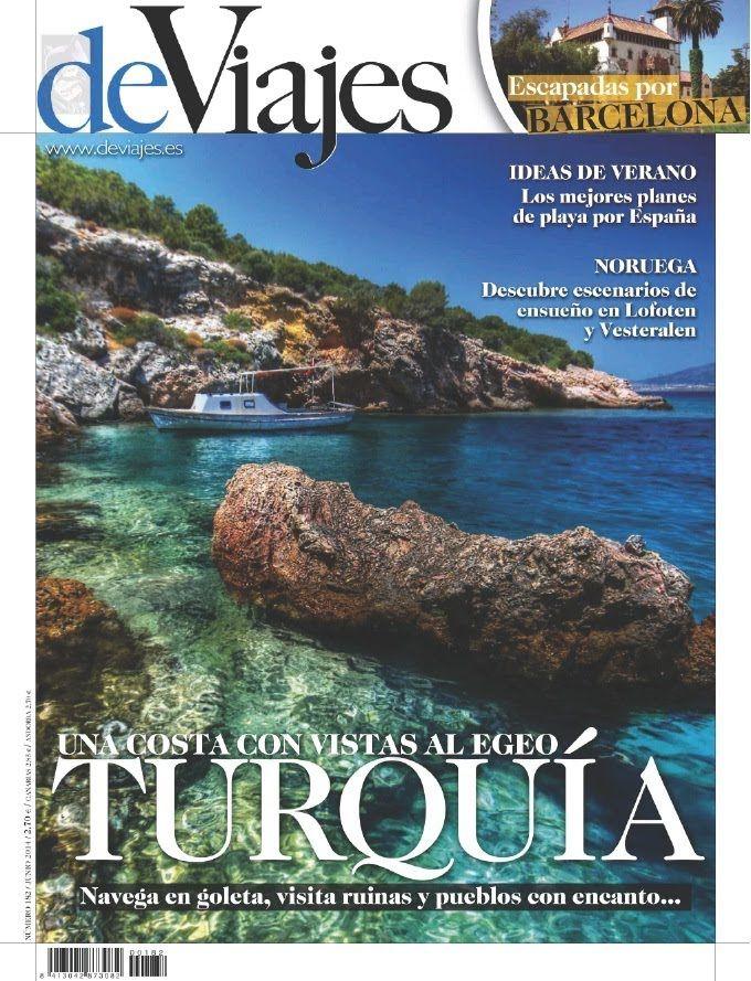 Revista de viajes. Mensual desde 1989.