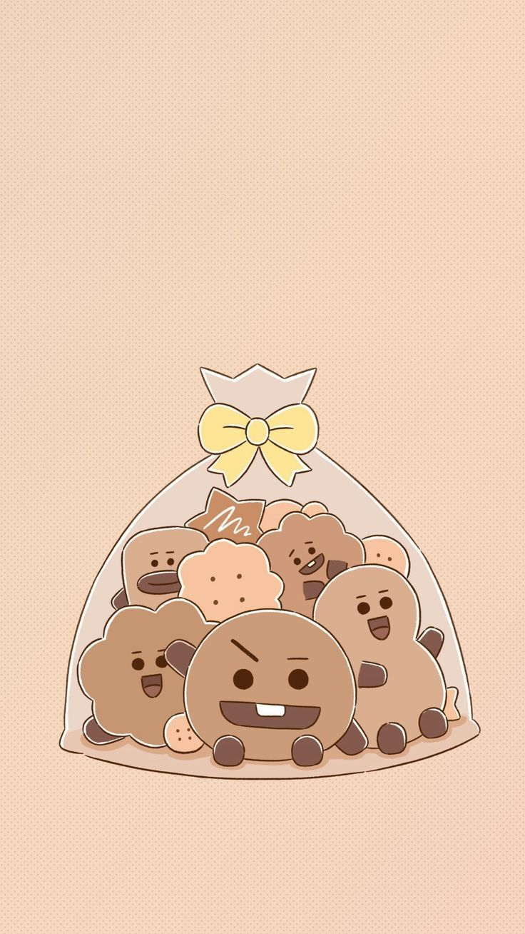 Bt21 Shooky Cooky Tata Chimmy Mang Click Here To Download Bt21 Shooky Cooky Tata Chimmy Kawaii Wallpaper Bts Wallpaper Cute Wallpapers