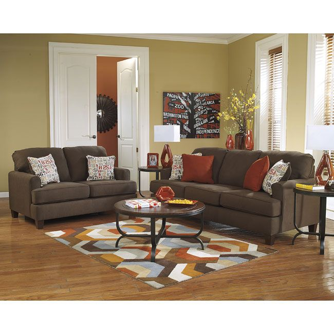 17 Best Ideas About Chocolate Living Rooms On Pinterest Family Room Decorating Gray Couch