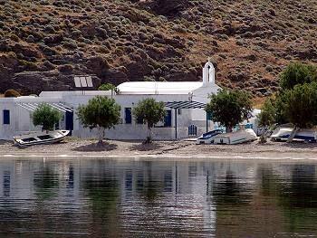 Agia Irini, Kythnos