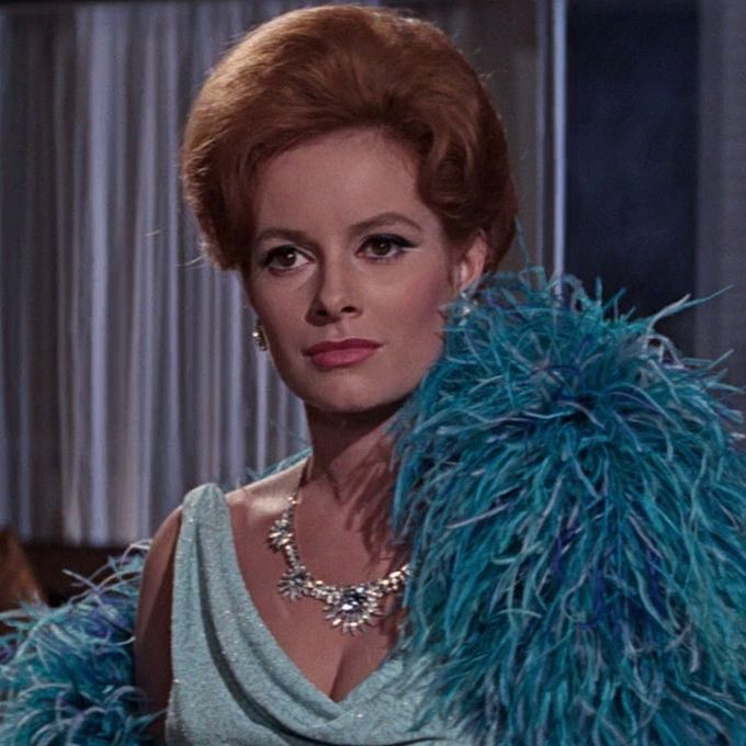 Fiona Volpe is a operative and the secondary antagonist from the 1965 James Bond film Thunderball. She was played by Italian actress Luciana Paluzzi. A deadly assassin in 's execution branch, she becomes pilot Major François Derval's mistress in order to steal a Vulcan bomber and its precious cargo of two atomic bombs, which plans to use for a blackmail operation.