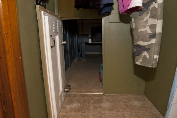 Secret Rooms In Houses For Kids Closet