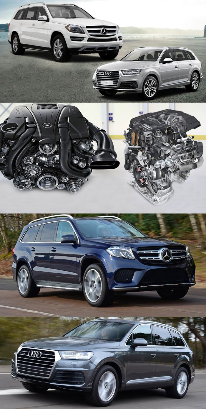 Mercedes has washed its biggest seven seated with elegant design having had the washed suv can it be able to let itself for competing with audi s
