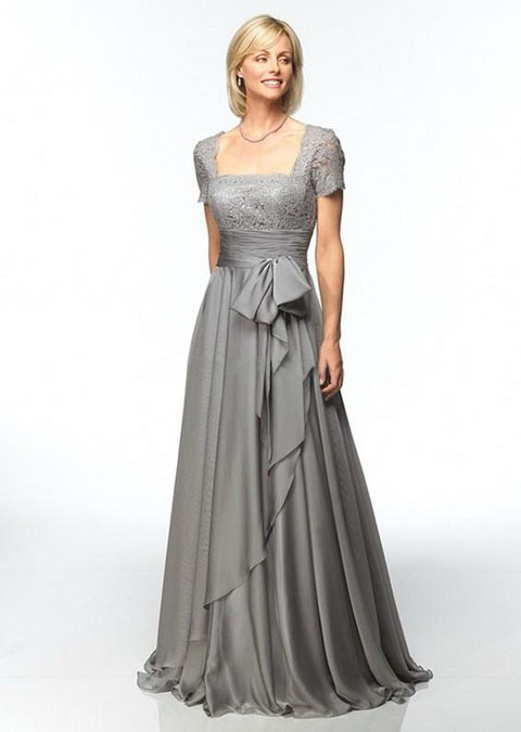 What a great dress!!! Could be a Mother of the Bride or Groom, or an attendant or even a 2nd wedding dress