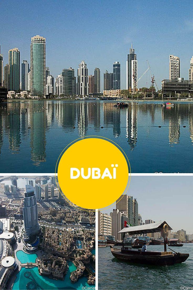 Visiter Dubaï le temps d'un long week-end: idées, conseils et photos!