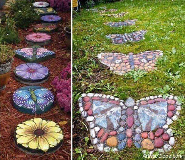 Gib deinem Garten einen neuen Look! 11 inspirierende Gartenideen für den Frühling! - Seite 3 von 11 - DIY Bastelideen