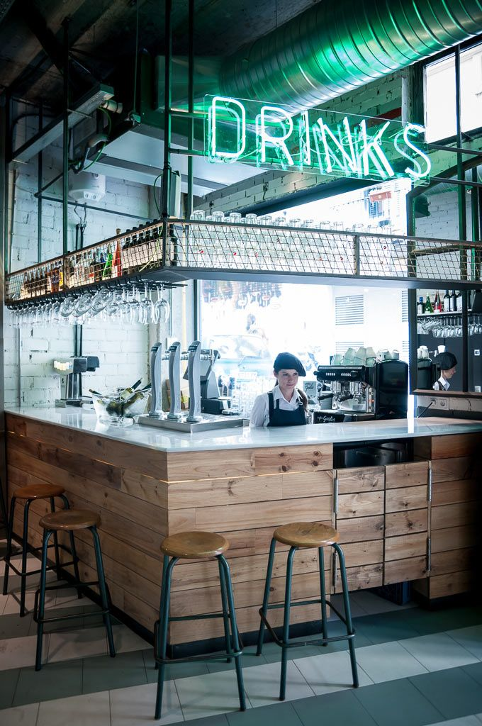 17 mejores ideas sobre dise os del bar en pinterest bar for Decoracion de barras para bares