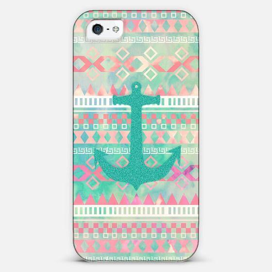 Custom Phone Case | iPhone 5 | Casetagram | Graphics | Art  | Girly Trend