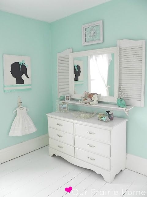 Our Prairie Home: Eva's Room {The Reveal}
