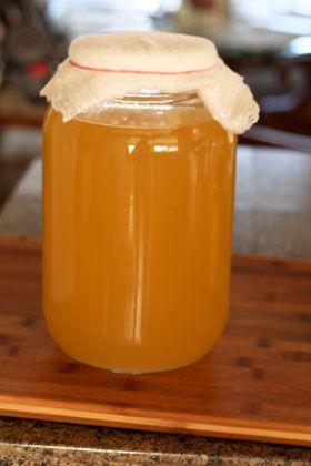 Apple Kvas