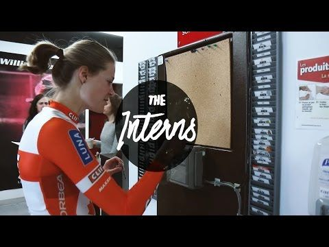 The Interns: Maghalie Rochette & Lea Davison, Clif Pro Team - YouTube
