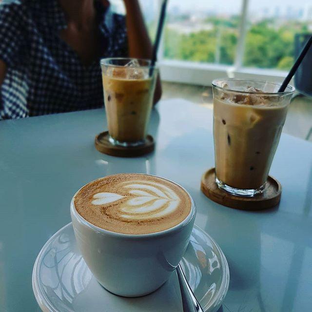 Orang Ketiga Coffeetime Flatwhite Food Coffee Time