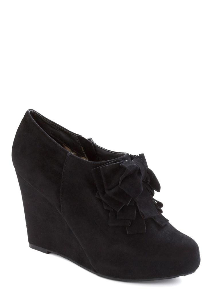 .: Shoes, Fabulous Footwear, Heart Wedge, Nastygal Minkpink, Chic Style, Frill Wedge, Nasty Gal, Pretty Stuff