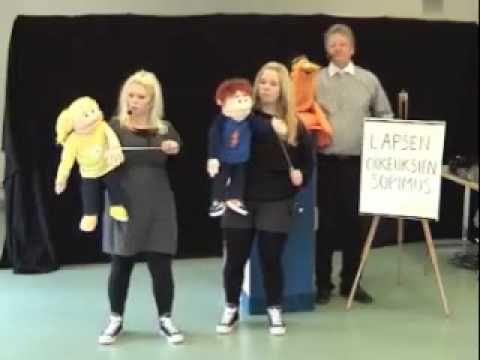 lapsen oikeudet - YouTube