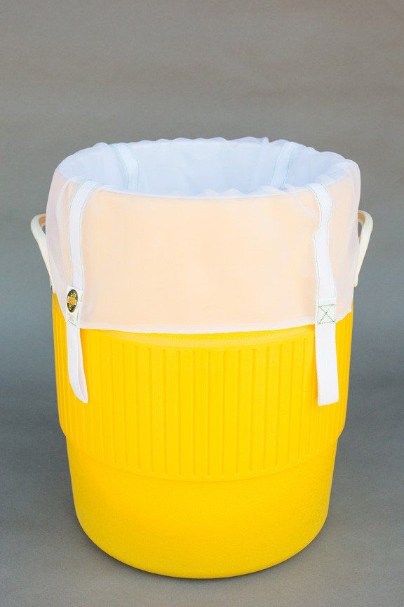 The Brew Bag - a mash tun filter for Coolers - Round