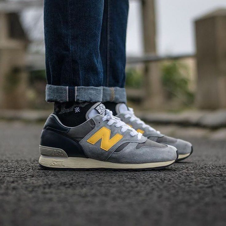 Hanon x New Balance 670