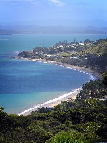 Hokianga, with some gorgeous uncrowded beaches, Northland, New Zealand