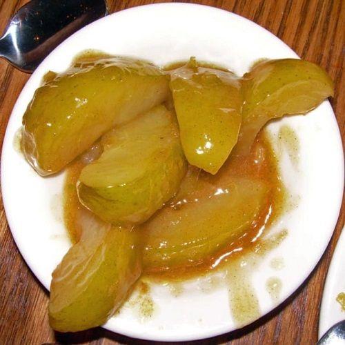 Secret Copycat Restaurant Recipes – Cracker Barrel Fried Apples Recipe