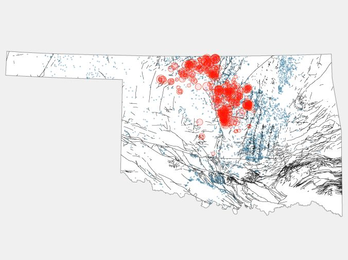 It was either February or March of 1952 when an Oklahoma City petroleum geologist named William Atkinson took the unusual step of getting an earthquake insurance policy for his house. Today, that s…