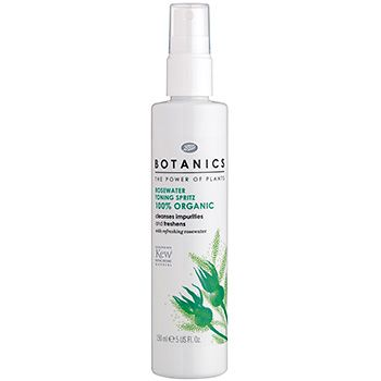 Love that I got 20% off Botanics Organic Rosewater Toning Spritz from Boots Retail USA for $8.39.
