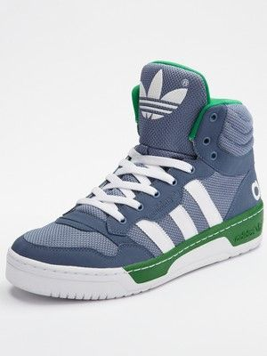 adidas Originals Irvington High Top Mens Trainers