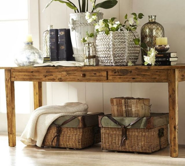 Driven By Décor: The Versatility of Console Tables