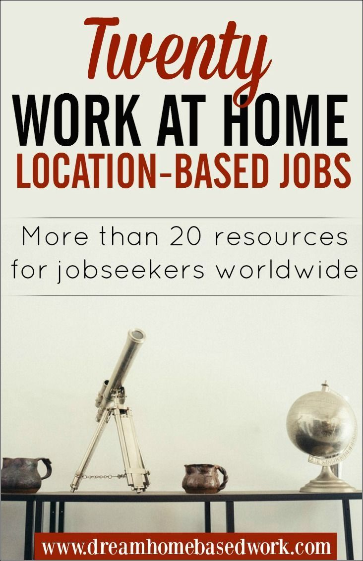 17 best images about make money online work from 20 places to location based work at home jobs