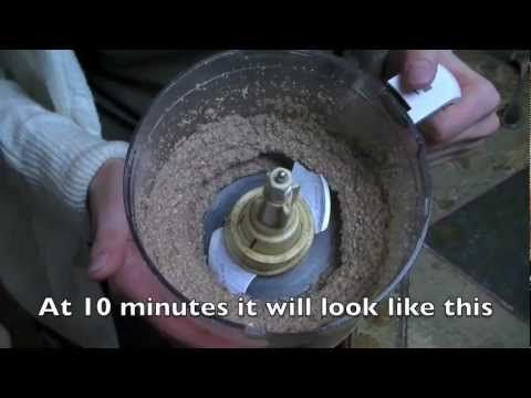 http://fitfortwo.tv    Marta makes homemade raw organic almond butter using a BlendTec Total Blender, and food processor. Easy, healthy, delish, and cost-effective! The BlendTec recipe uses oil, and the food processor recipe is oil-free.    http://facebook.com/fitfortwotv  http://twitter.com/fitfortwo