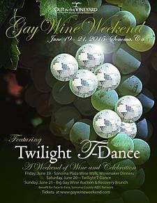 Gay Wine Weekend 2015   Out in the Vineyard
