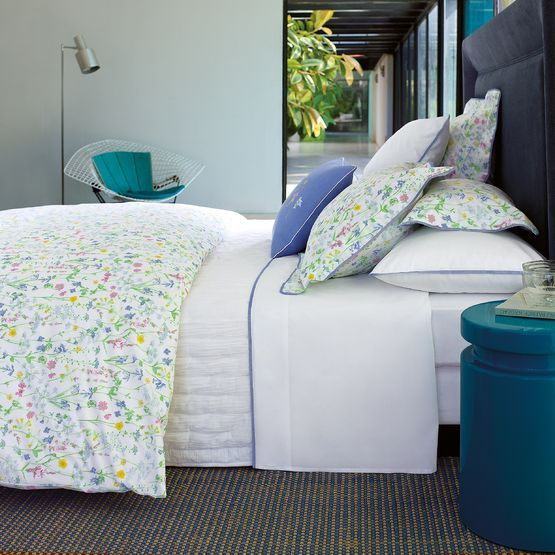 In yves delorme s beaucoup bed linen you feel like you for Yves delorme