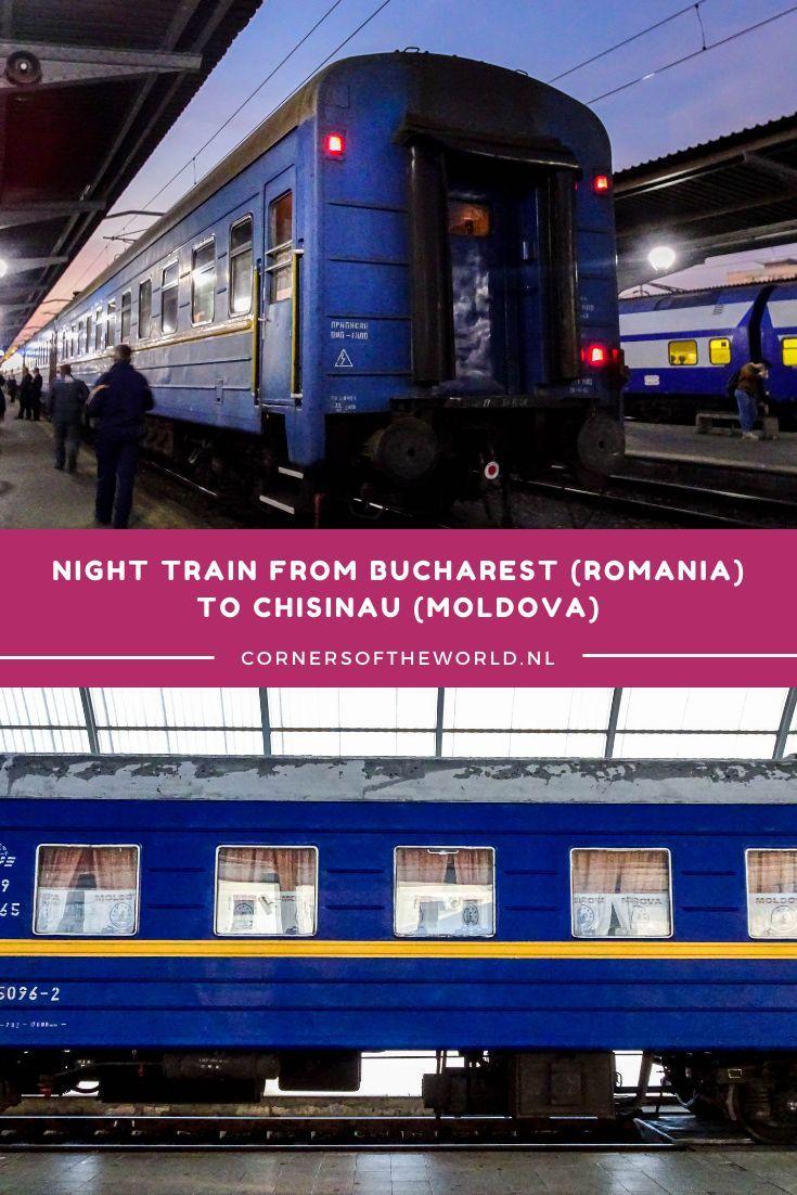 Nl Nachttrein Van Boekarest Roemenie Naar Chisinau Moldavie Video In 2020 Night Train Bucharest Train