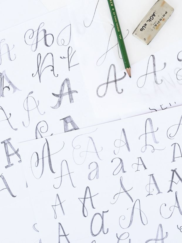 If you've always admired lovely hand-lettering, but weren't sure where or how to get started, you're in for a treat! Check out this great beginner-friendly introduction to hand-lettering and give i...