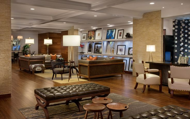 Downtown Nashville Hotels Boutique Hotel Hutton Livingroom Pinterest