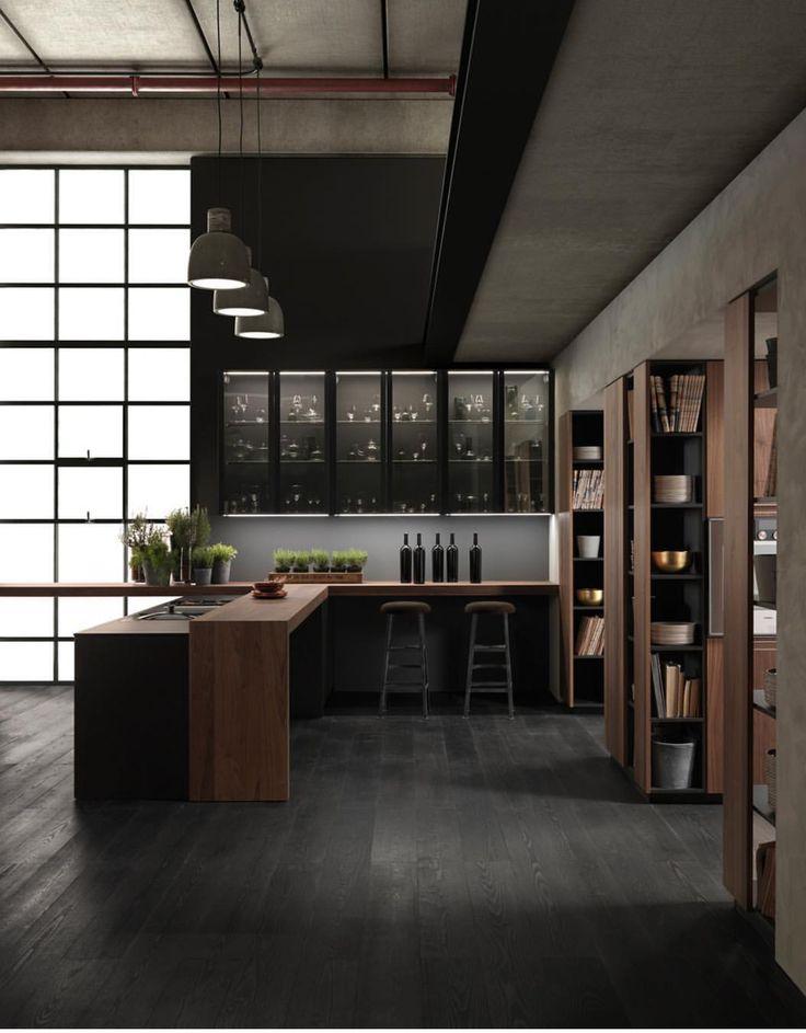 90 best küche images on Pinterest Kitchen ideas, Home ideas and - küchen wandverkleidung katalog