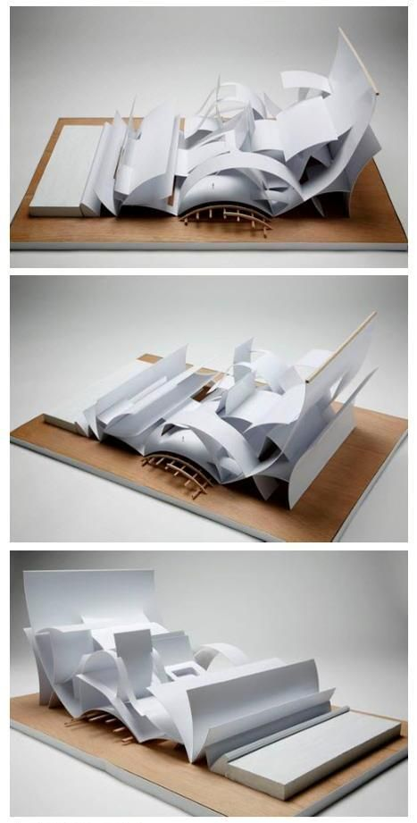 Architectural model models pinterest architectural for Conceptual model architecture